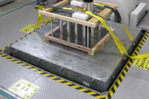 Temperature and vibration testing