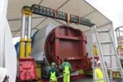 Transportation of Large-Scale Power Generation Equipment for Europe