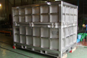PCB waste product transport service