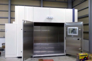 Environmental test chamber A